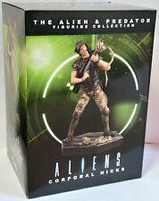 "Eaglemoss Aliens Corporal Hicks 1/16 5"" Resin Statue Figurine"