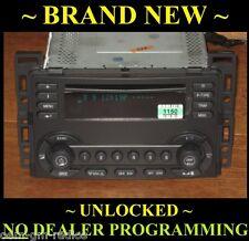NEW 04-07 GM CHEVY MALIBU LS SINGLE DISC CD RADIO ~ NO Programming - UNLOCKED