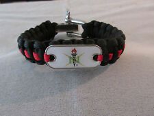 NSBE PARACORD BRACELET - NATIONAL SOCIETY OF BLACK ENGINEERS