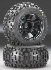 "Pro-Line 1178-11 3.8"" Mounted Badlands Tires w/ Desperado Wheels (2) Savage S..."