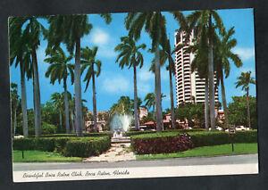 C1980s View: Boca Raton Club, Bota Raton, Florida