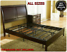 Steel Box Spring Replacement Metal Platform Bed Frame Mattress Sturdy All Sizes