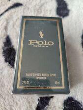Ralph Lauren Polo Green 59ml EDT Spray for Men (New / Sealed) RRP £59.50