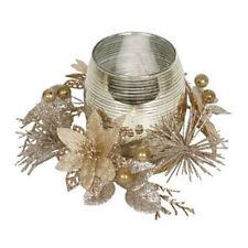 Glass Globe Contemporary Candle & Tea Light Holders
