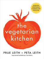 The Vegetarian Kitchen - Vegan Cookbook by Prue Leith and Peta Leith - Hardcover