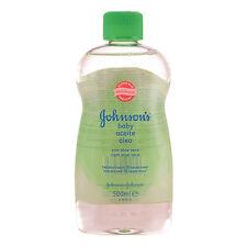 Hidratantes corporales JOHNSON'S aceite