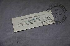 III Reich WW2 WK2  / XX / / IIWW MILITARIA TEDESCA  DOCUMENT KRIEGSMARINE