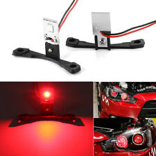 Universal 12V Red LED Demon Eye Decoration Light for Car Headlight Retrofit 2x
