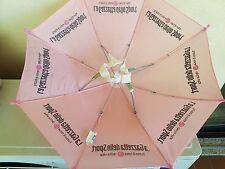 Gadget gazzetta dello sport ombrellino da testa rosa