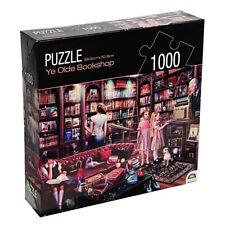 1000pc Crown Huntington Green Series Bookshop 68.6cm Jigsaw Puzzle 15y+ Toy