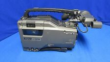 Sony DVW-709WS Digital Betacam Camera w/BVF-V20W 16/9 VF