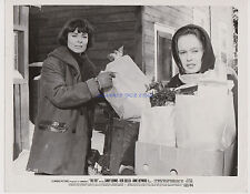 THE FOX 1968 8X10 SANDY DENNIS ANNE HEYWOOD CLASSIC LESBIAN ROMANCE