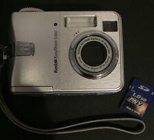 Kodak EasyShare C330 10.1MP Digital Camera - Silver