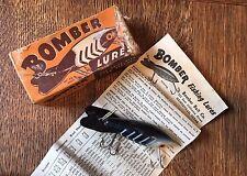 New listing Vintage Bomber Fishing Lure