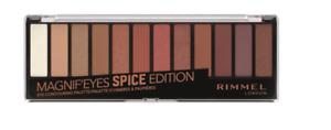 Rimmel Magnif'eyes Eyeshadow Palette ~ Spice Edition ~ New