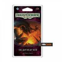 Arkham Horror The Card Game: The Depths Of Yoth Mythos Pack Expansion LCG AHC24