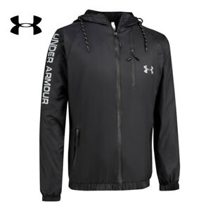 Under Armour Mens Waterproof Outdoor Jacket Fishing Hiking QuickDry Coat Hooded