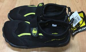 Body Glove Seek Youth Boys Shoes Size 3 Aqua Shoes