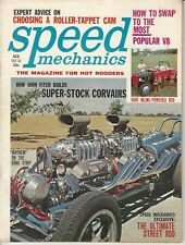 1962 SPEED MECHANICS Oct Chevrolet V8 into a 1949 1950 FORD Super Stock Corvair