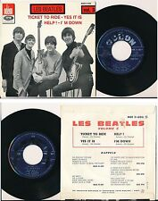 THE BEATLES EP FRANCE VOLUME 3 ODEON EMI MOE 21003 *