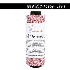 500ft Tough Braided Dacron & Polyester Fishing Line Kite Flying String