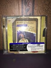 Mark Schultz Live A Night of Stories & Songs 2 Disc CD DVD set 2005