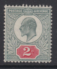 SG 226 2d Grey Green & Deep Carmine-Red M11 (-) scarce Hendon shade in V.L.M.M.