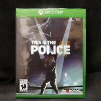 This Is the Police 2 (Microsoft Xbox One, 2018) BRAND NEW