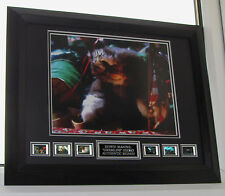 A572HM HOWIE MANDEL SIGNED GIZMO GREMLINS SIGNED GUARANTEED AUTHENTIC. FRAMED