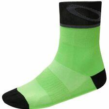Oakley Cycling Socks 93285 Green Quick Dry Performance Adult Medium Large XLarge