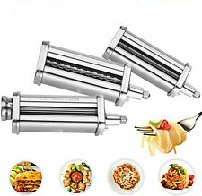 Attachment Pressed Noodle Connector for Kitchenaid Pasta Roller Cutter Set