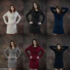 Markenlose Normalgröße Damenkleider aus Baumwolle