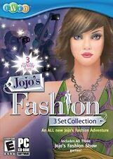 Jojo's Fashion: 3 Set Collection  (PC, 2009)