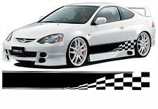 "VINYL GRAPHICS DECAL CAR TRUCK RACING IMPORT RACE STRIPE 6STP-49 10"" X 60"""