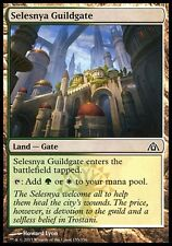 4x Selesnya Guildate Dragon's Maze MtG Magic Land Common 4 x4 Card Cards