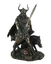 10.75 Inch Freyr Norse God Statue Mythology Figurine Figure Deity Viking Decor