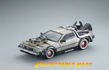 1:18 Sun Star - Back to the Future - Pt 3 DeLorean NEW IN BOX