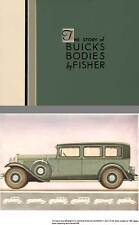 Buick 1931 - The Story of Buick's Bodies by Fisher