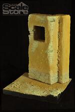 Scale store Scene WWII / Modern Afghanistan Walls 1/6 Figure Diorama
