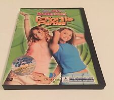 RARE Mary Kate & Ashley Favorite Parties DVD.  OUT OF PRINT