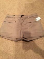 NEW! J Brand Womens Kai Deep Front Pockets Cuffed Cargo Shorts Size 30 NWT