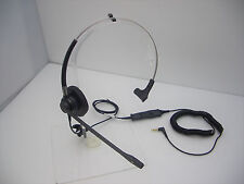 Fm300 Auricolare mono per iPhone Samsung Blackberry LG HTC 3.5mm Jack Cellulare
