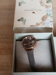 olivia burton brand new in box watch