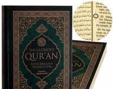 THE GLORIOUS QURAN - Large print paperback- by  Abdullah Yusuf Ali