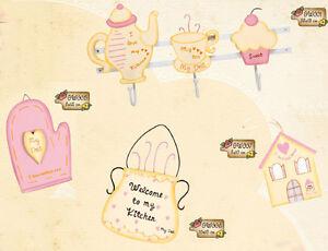 My Doll - sweet home Decorazioni in Legno GW001 appendino - GW005 GW006 GW007