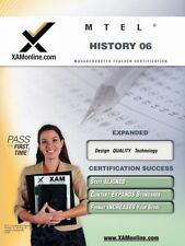 MTEL History 06 (Social Science) Teacher Certification Test Prep Study Guide