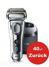 BRAUN Rasierer 9295cc Series 9 NEU&OVP Reinigungsstation Wet&Dry