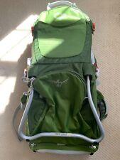 Osprey Poco Ag Premium Backpack Hiking Walking Child Carrier