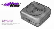New Efest 26650 Battery Box Battery Case