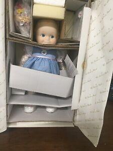 "Vintage Danbury Mint Kewpie Doll All Porcelain Bisque, By Jesco 1997 12"" A4"
